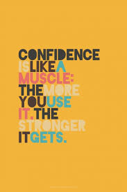 confidence muscle